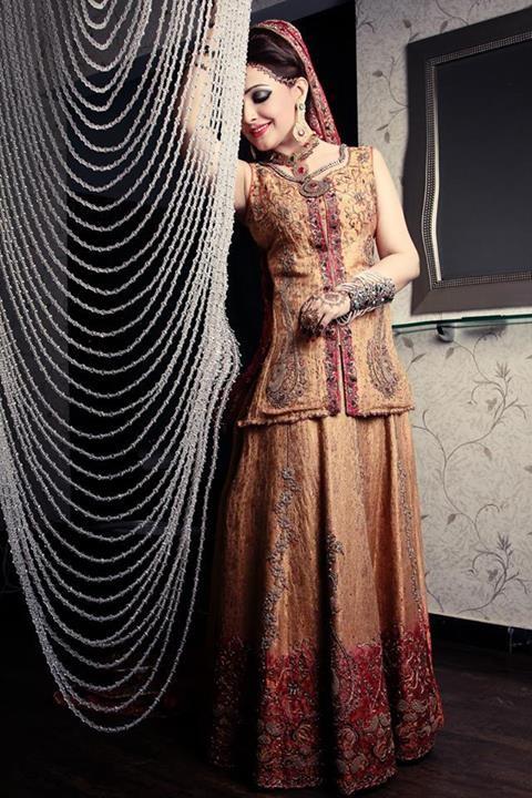 Resham Revaj Bridal Dresses 2013 for Women