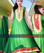 Rubashka Fashion Eid Dresses 2013 For women 1