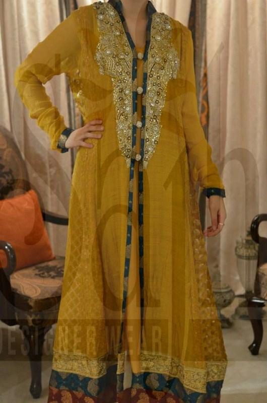 Sajh Eid Ul Azha Collection 2013 For Women 010