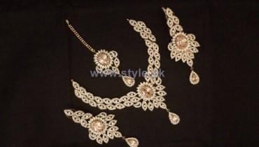 Sakina Jewelery Party Wear Jeweleries 2013 For Women7