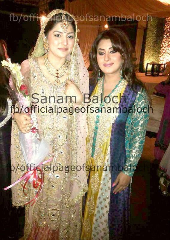Sanam Baloch Walima Pics 1 568x800 celebrity gossips
