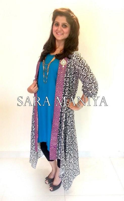 Sara Maniya Autumn Collection 2013 For Women 001
