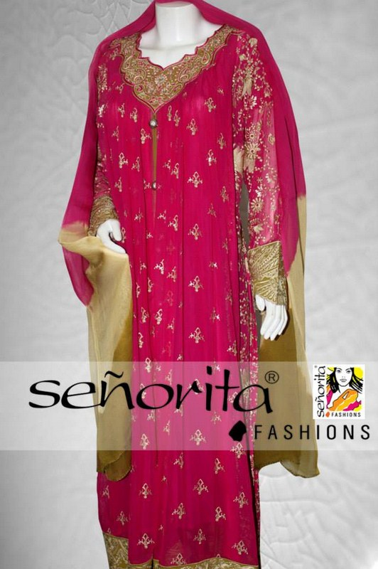 Senorita Fashions Eid Ul Azha Collection 2013 For Women 001