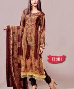 Shaista Cloths Winter Dresses 2013 For Girls1