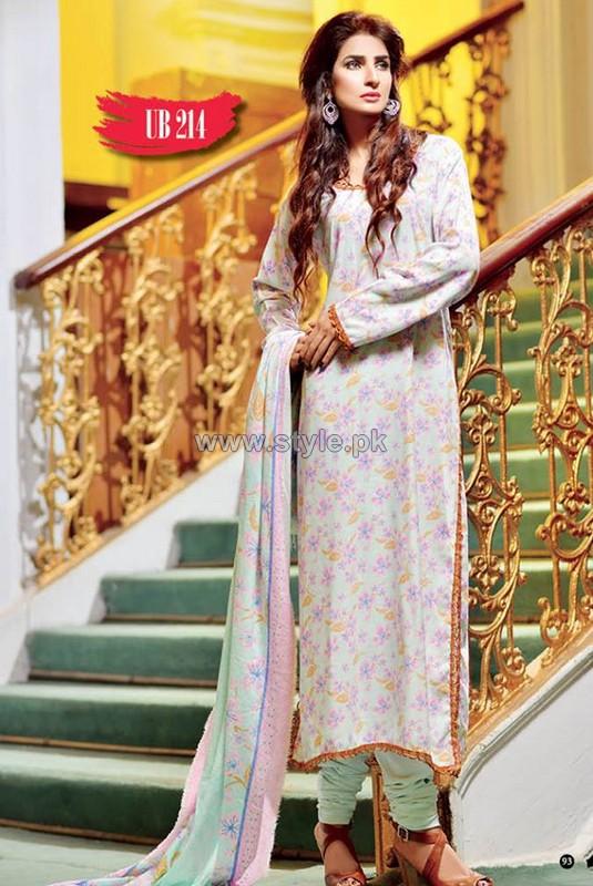 Shaista Cloths Winter Dresses 2013 For Girls6