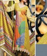 Shaista Cloths Winter Dresses 2013 For Women10