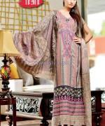 Shaista Cloths Winter Dresses 2013 For Women12