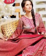 Shaista Cloths Winter Dresses 2013 For Women7