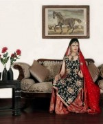 Shehrbano 2013 Bridal and Formal Wear Dresses 002