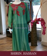 Shirin Hassan Fall Winter Clothes 2013 For Girls1