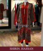 Shirin Hassan Fall Winter Clothes 2013 For Girls3
