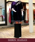 Shirin Hassan Fall Winter Clothes 2013 For Girls5