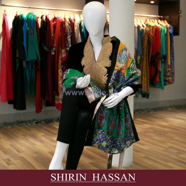 Shirin Hassan Fall Winter Clothes 2013 For Women10