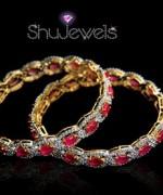 Shujewels Jewellery Designs 2013 For Women 007