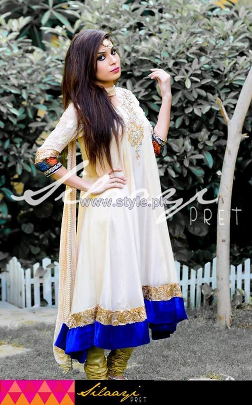 Silaayi Pret Wear Collection 2013 For Girls1