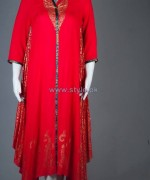 Stitched Stories Winter Dresses 2013 For Girls2