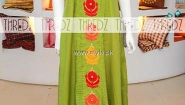 Thredz Eid-ul-Azha Collection 2013 for Women