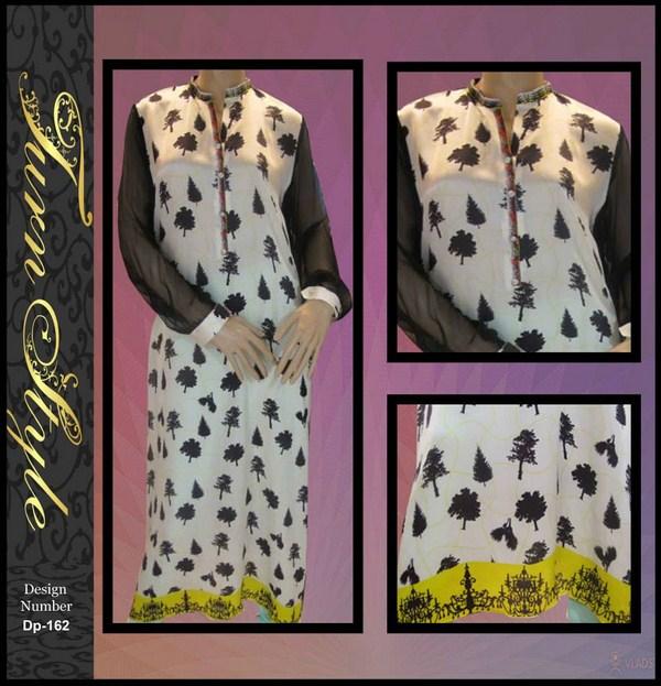 Turn Style Winter Dresses 2013 Volume 2 For Women