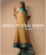 Umsha by Uzma Babar Heritage Collection 2013 For Girls4
