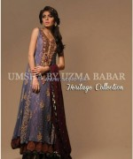 Umsha by Uzma Babar Heritage Collection 2013 For Women10