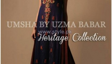Umsha by Uzma Babar Heritage Collection 2013 For Women8