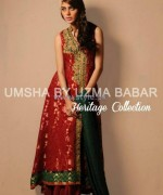 Umsha by Uzma Babar Heritage Collection 2013 For Women9