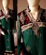 Vivante Winter Dresses 2013 For Women  001