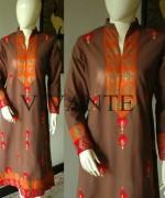 Vivante Winter Dresses 2013 For Women 0010
