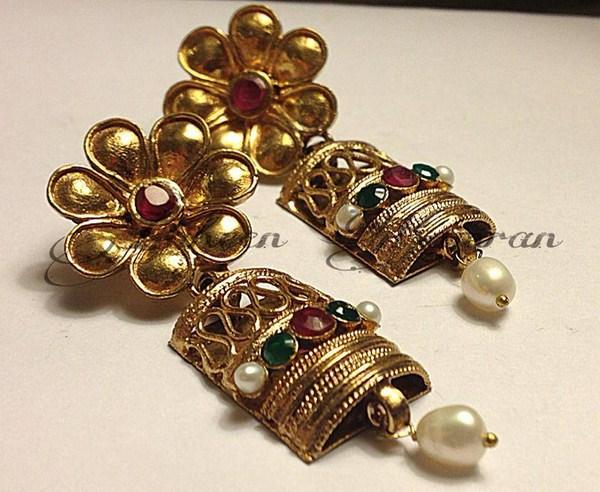 Zaheen Kamran Jewellery Collection 2013 For Women 0013