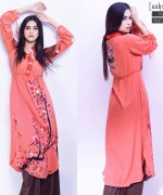 Zahra Ahmad Fall Winter Collection 2013 For Women 1