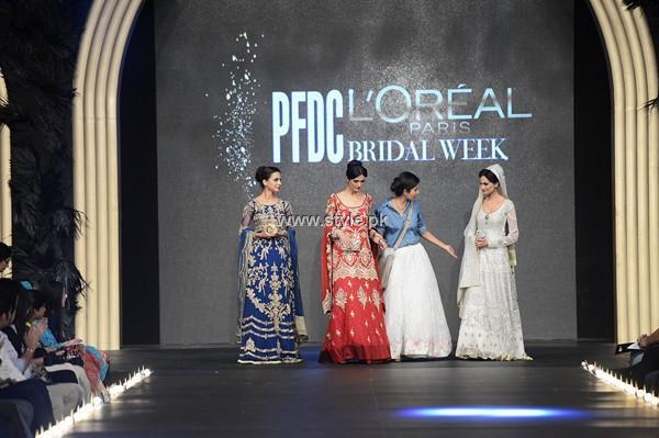 Zara Shahjahan Bridal Dresses 2013 at PFDC L'Oreal Paris Bridal Week