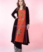 Zari Faisal Formal Wear Collection 2013 For Women9