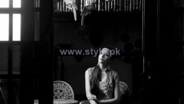 Zeeshan Bariwala Formal Dresses 2013 For Women6