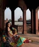 Zubaida Textile Mills Fall Dresses 2013 For Women 002