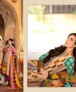 Zubaida Textile Mills Fall Dresses 2013 For Women 003