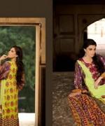 Zubaida Textile Mills Fall Dresses 2013 For Women 006