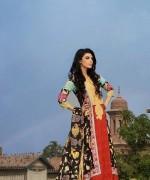 Zubaida Textile Mills Fall Dresses 2013 For Women 007