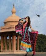 Zubaida Textile Mills Fall Dresses 2013 For Women
