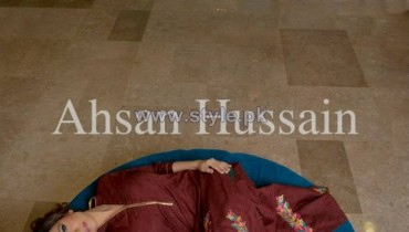 Ahsan Hussain Karnival Collection 2013 For Women 7