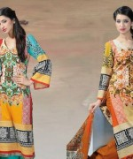 Al Hamra Textiles Khaddar Dresses 2013-2014 For Women 001