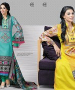 Al Hamra Textiles Khaddar Dresses 2013-2014 For Women 0012