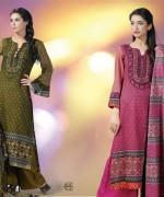 Al Hamra Textiles Khaddar Dresses 2013-2014 For Women 003