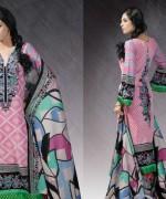 Al Hamra Textiles Khaddar Dresses 2013-2014 For Women 004