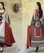 Al Hamra Textiles Khaddar Dresses 2013-2014 For Women 007