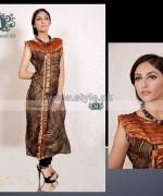Ali Fashion Designer Winter Dresses 2013-2014 For Girls 2