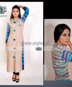 Ali Fashion Designer Winter Dresses 2013-2014 For Women 6