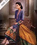 Alkaram Winter Dresses 2013-2014 Volume 2 for Women 009