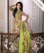 Alkaram Winter Dresses 2013-2014 Volume 2 for Women 012