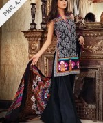 Alkaram Winter Dresses 2013-2014 Volume 2 for Women 013
