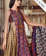 Alkaram Winter Dresses 2013-2014 Volume 2 for Women 015